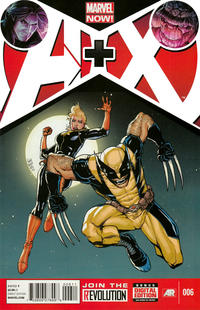 Cover Thumbnail for A+X (Marvel, 2012 series) #6