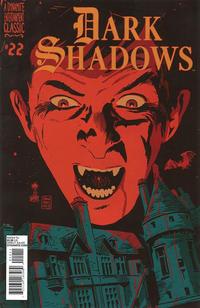 Cover Thumbnail for Dark Shadows (Dynamite Entertainment, 2011 series) #22