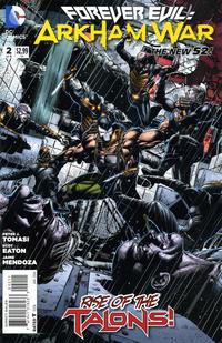 Cover Thumbnail for Forever Evil: Arkham War (DC, 2013 series) #2