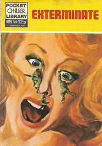 Cover Thumbnail for Pocket Chiller Library (Thorpe & Porter, 1971 series) #134