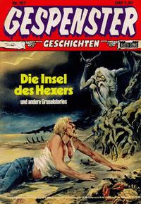 Cover Thumbnail for Gespenster Geschichten (Bastei Verlag, 1974 series) #107