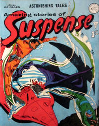 Cover Thumbnail for Amazing Stories of Suspense (Alan Class, 1963 series) #67