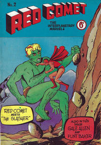 Cover Thumbnail for Red Comet (Atlas Publishing, 1961 series) #2