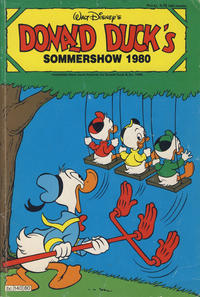 Cover Thumbnail for Donald Duck's Show (Hjemmet, 1957 series) #[37] - Sommershow 1980