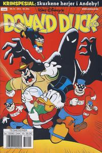 Cover Thumbnail for Donald Duck & Co (Hjemmet / Egmont, 1948 series) #44/2013