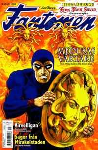 Cover Thumbnail for Fantomen (Egmont, 1997 series) #25-26/2013