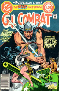 Cover Thumbnail for G.I. Combat (DC, 1957 series) #257 [Newsstand]