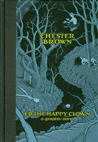 Cover Thumbnail for Ed the Happy Clown (Drawn & Quarterly, 2012 series)