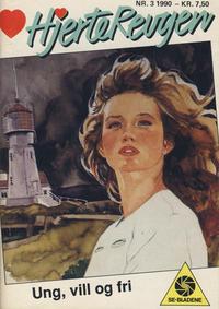Cover Thumbnail for Hjerterevyen (Serieforlaget / Se-Bladene / Stabenfeldt, 1960 series) #3/1990