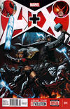 Cover for A+X (Marvel, 2012 series) #11 [Newsstand Edition]