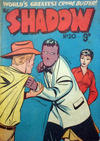 Cover for The Shadow (Frew Publications, 1952 series) #20