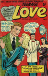 Cover for Teenage Love (Magazine Management, 1952 ? series) #17