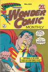 Cover for Superman Presents Wonder Comic Monthly (K. G. Murray, 1965 ? series) #93