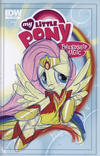 Cover Thumbnail for My Little Pony: Friendship Is Magic (2012 series) #1 [Cover RE - Larry's Comics & Jetpack Comics (The Artists Roughs Shared Edition)]