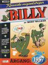 Cover for Billy Klassiske originalstriper (Semic, 1989 series) #1957 [2. opplag]