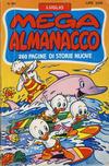 Cover for Mega Almanacco (The Walt Disney Company Italia, 1988 series) #391