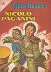 Cover for Vidas Ilustres (Editorial Novaro, 1956 series) #77