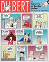 Cover for Dilbert (Andrews McMeel, 1994 ? series) #16 - A Treasury of Sunday Strips: Version 00