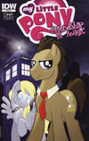 Cover Thumbnail for My Little Pony: Friendship Is Magic (2012 series) #1 [Cover RE - Hot Topic]