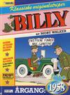 Cover for Billy Klassiske originalstriper (Semic, 1989 series) #1958 [2. opplag]
