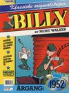 Cover for Billy Klassiske originalstriper (Semic, 1989 series) #1952 [2. opplag]