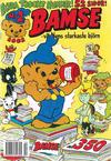 Cover for Bamse (Egmont, 1997 series) #2/2002