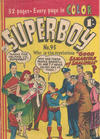 Cover for Superboy (K. G. Murray, 1949 series) #95 [Price difference]
