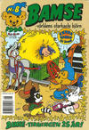 Cover for Bamse (Egmont, 1997 series) #8/1998
