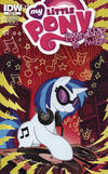 Cover Thumbnail for My Little Pony: Friendship Is Magic (2012 series) #2 [Cover RE - Hot Topic]