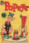 Cover for Popeye (Yaffa / Page, 1967 ? series)