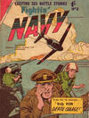 Cover for Fightin' Navy (New Century Press, 1950 ? series) #2