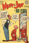 Cover for Mutt and Jeff (National Comics Publications of Canada Ltd, 1948 series) #35