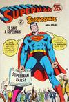 Cover for Superman Supacomic (K. G. Murray, 1959 series) #156