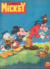 Cover for Le Journal de Mickey (Hachette, 1952 series) #44