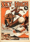 Cover for Sky High Comic (Marx; Philmar; P.M. Productions; Amex; Bairns, 1949 series)