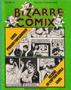 Cover for Bizarre Comix (Bélier Press, 1975 series) #8 - Prison For Women; Island of Captive Girls