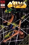 Cover for Phazer / Agent Three Zero / Blue Sultan / Blackray / Nova Girls New York Comicon Special (RZG Comics, 2010 series) #1