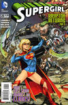 Cover for Supergirl (DC, 2011 series) #25 [Direct Sales]