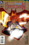 Cover for Batwoman (DC, 2011 series) #25