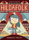 Cover for Hildafolk (Nobrow, 2010 series)