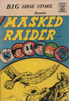 Cover Thumbnail for Masked Raider (1959 series) #1 [Big]