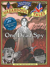 Cover for Nathan Hale's Hazardous Tales (Harry N. Abrams, 2012 series) #[1] - One Dead Spy