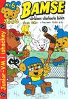 Cover for Bamse (Egmont, 1997 series) #6/2008