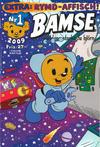 Cover for Bamse (Egmont, 1997 series) #1/2009