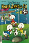 Cover for Kalle Anka & C:o (Hemmets Journal, 1957 series) #24/1992