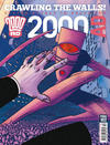 Cover for 2000 AD (Rebellion, 2001 series) #1852