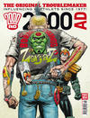Cover for 2000 AD (Rebellion, 2001 series) #1854