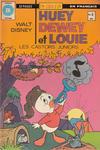 Cover for Huey, Dewey et Louie - Les Castors Juniors (Editions Héritage, 1980 series) #6