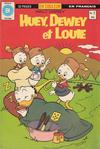 Cover for Huey, Dewey et Louie - Les Castors Juniors (Editions Héritage, 1980 series) #7