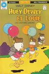 Cover for Huey, Dewey et Louie - Les Castors Juniors (Editions Héritage, 1980 series) #11
